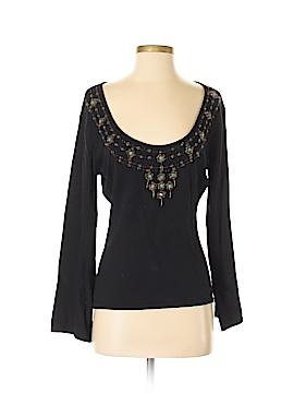 Bette Paige Long Sleeve Top Size S