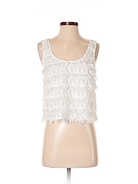 BB Dakota Sleeveless Blouse Size S