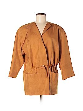 Anne Klein II Silk Blazer Size 8
