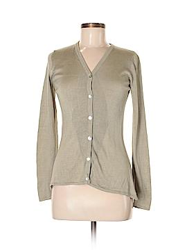 Evan Picone Silk Cardigan Size S