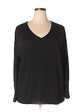 Lane Bryant Long Sleeve T-Shirt Size 26 (Plus)