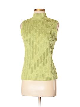 Villager Sport by Liz Claiborne Sweater Vest Size M
