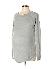 Liz Lange Maternity for Target Women Pullover Sweater Size L (Maternity)