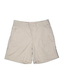 Mix & CO Khaki Shorts Size 1X (Plus)
