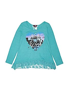 Ransom Girl Long Sleeve Top Size L (Kids)