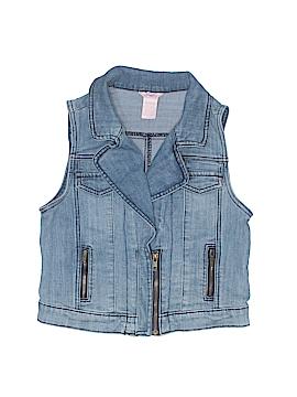 Candie's Denim Vest Size 10