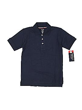French Toast Short Sleeve Polo Size 7