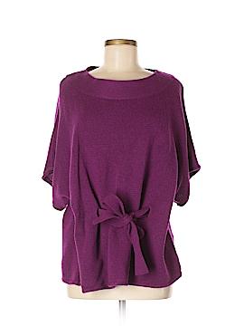 AK Anne Klein Wool Pullover Sweater Size M