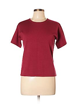 Alex Garfield Silk Pullover Sweater Size L