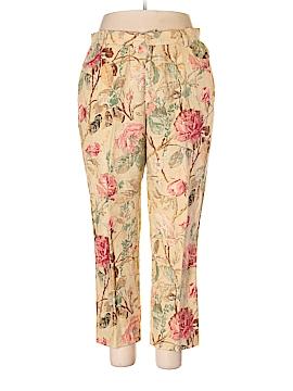 Lauren by Ralph Lauren Linen Pants Size 16