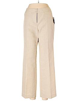 Liz Claiborne Linen Pants Size 12 (Petite)