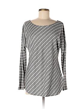 Allegra K Long Sleeve T-Shirt Size M