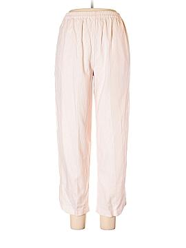 Susan Graver Linen Pants Size M