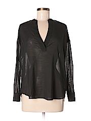 James Perse Women Long Sleeve Blouse Size XS (0)