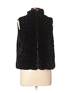 Cejon Accessories Inc. Faux Fur Vest Size L