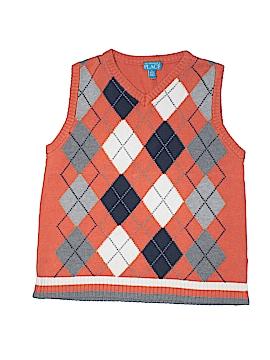 The Children's Place Sweater Vest Size L (Kids)