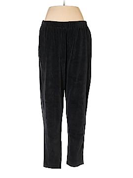 Lizsport Velour Pants Size M