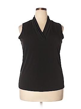 Jones New York Sleeveless Top Size 1X (Plus)