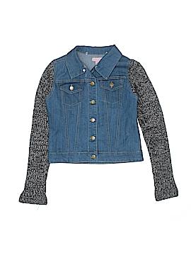 JouJou Denim Jacket Size 14 - 16