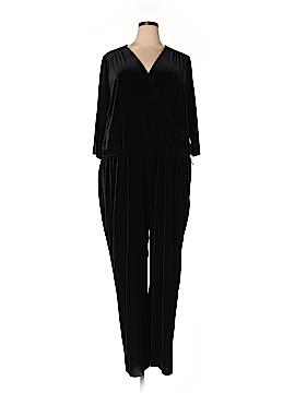 Susan Graver Jumpsuit Size 3X (Plus)