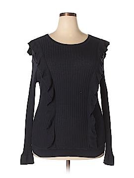 Ann Taylor Silk Pullover Sweater Size XXL