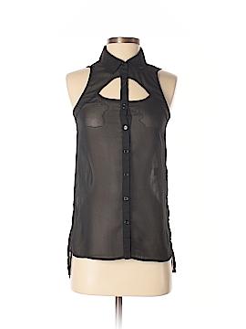 Material Girl Sleeveless Blouse Size XS