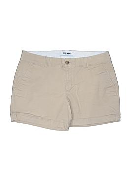 Old Navy Khaki Shorts Size 8 (Tall)