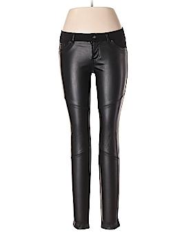 Ashley Faux Leather Pants Size M