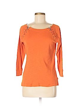 Lauren Jeans Co. 3/4 Sleeve Top Size M