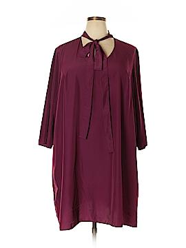 Amanda Uprichard Casual Dress Size 2X (Plus)