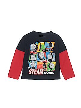Thomas & Friends Long Sleeve T-Shirt Size 4T