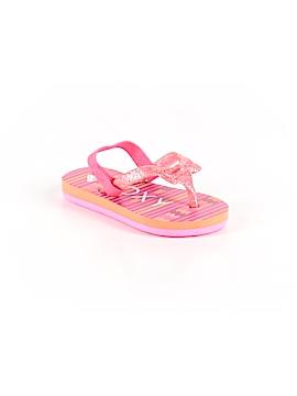 Roxy Flip Flops Size 6