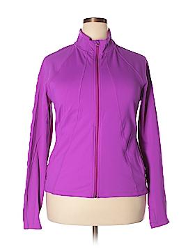 Athleta Track Jacket Size 2X (Plus)