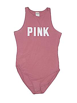 Victoria's Secret Pink Sleeveless T-Shirt Size S (Petite)