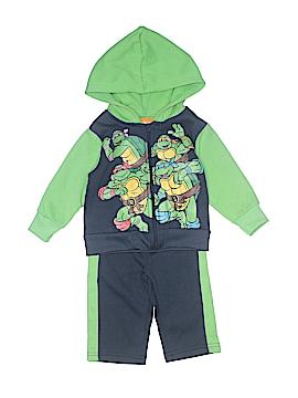 Nickelodeon Zip Up Hoodie Size 12 mo