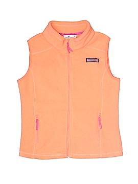 Vineyard Vines Fleece Jacket Size M (Youth)