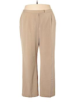 Sigrid Olsen Casual Pants Size 22W (Plus)