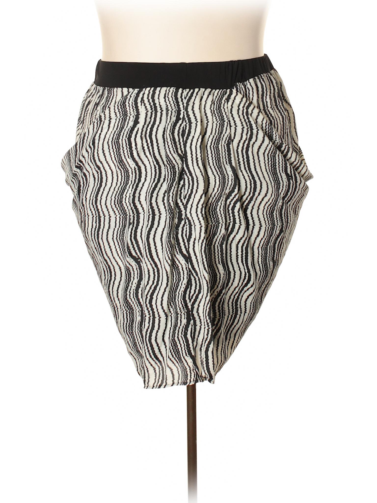 Boutique Ashley Stewart Casual Skirt leisure wC6Rwzq