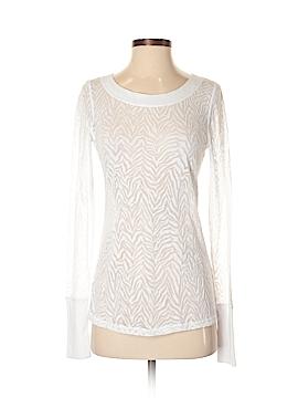 Jenni by Jennifer Moore Long Sleeve T-Shirt Size M