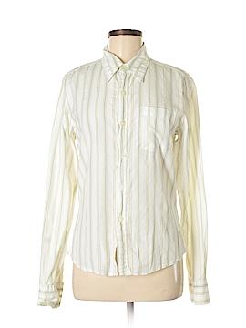 Abercrombie Long Sleeve Button-Down Shirt Size M