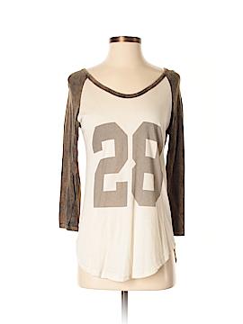 Brandy Melville 3/4 Sleeve T-Shirt One Size