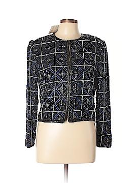 Laurence Kazar New York Silk Blazer Size M