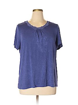 Ambrielle Short Sleeve Top Size XL