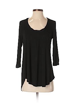 Bordeaux 3/4 Sleeve T-Shirt Size S