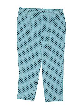 Green Cotton Leggings Size 10