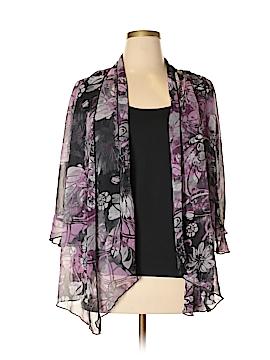 DressBarn 3/4 Sleeve Blouse Size 14/16