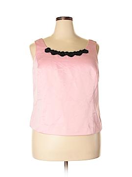 Amanda Smith Sleeveless Blouse Size 18 (Plus)