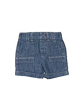 Small Wonders Denim Shorts Size 3-6 mo