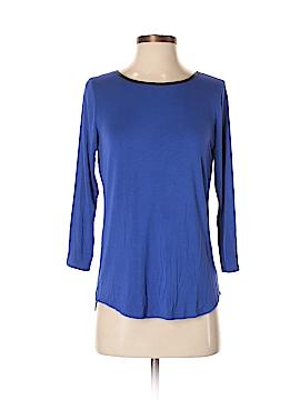 Valerie Bertinelli 3/4 Sleeve T-Shirt Size S