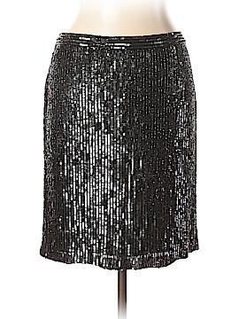 INC International Concepts Silk Skirt Size 12 (Petite)